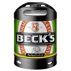 Beck's - Perfect Draft